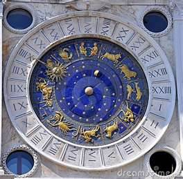 Astronomical clock Venice