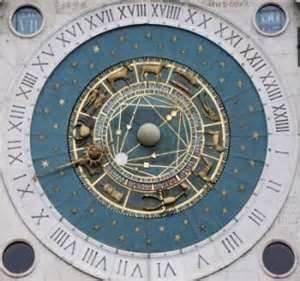 Orologio Astronomico Padova Piazza dei Signori