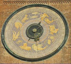 Torrazzo's Clock