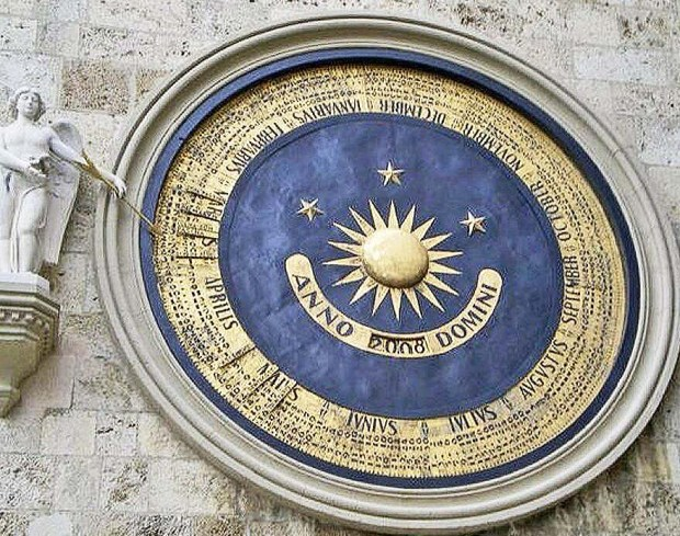 Calendario Perpetuo Messina