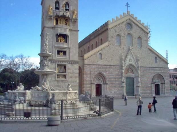 Messina Piazza Duomo