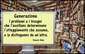 Renato Nale Aforisma Generazione
