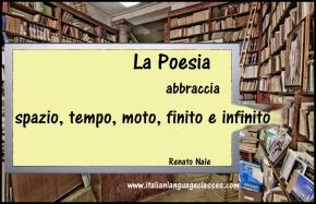 Renato Nale Aforismi La Poesia