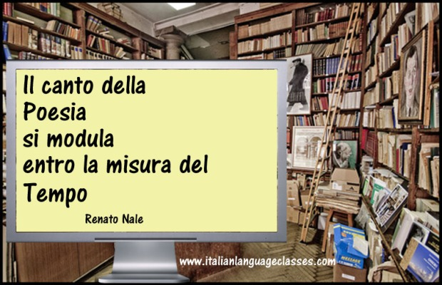 Renato Nale Aforisma Il Canto