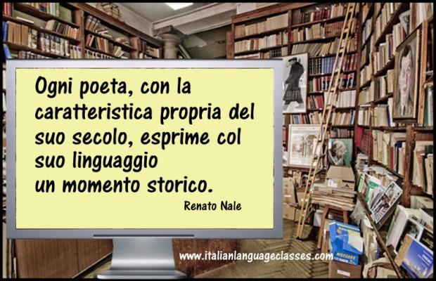 Renato Nale Aforisma Poeta
