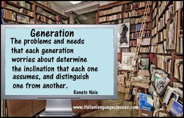 Renato Nale Aphorism Generation