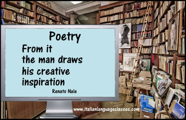 Renato Nale Aphorism From Poetry