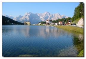 Lago di Misurina Veneto
