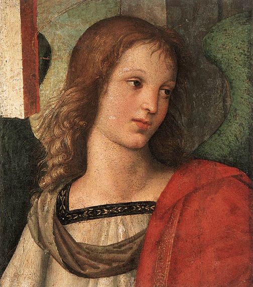 Raffaello Sanzio Angel Angelo