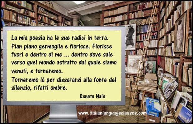 Renato Nale La Mia Poesia