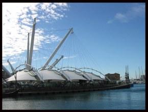 Genova Porto Renzo Piano