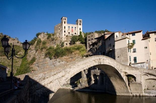 Dolceacqua Bridge Liguria