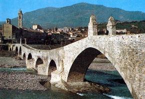 Ponte Gobbo a Bobbio