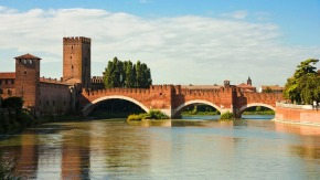 Scaliger Bridge Verona