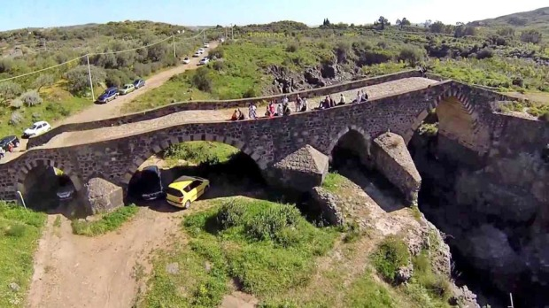 Sicilia Ponte dei Saraceni